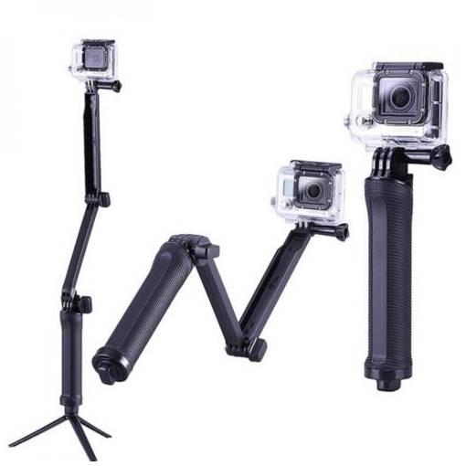 Foto - Rukojeť 3-Way Tripod pro GoPro