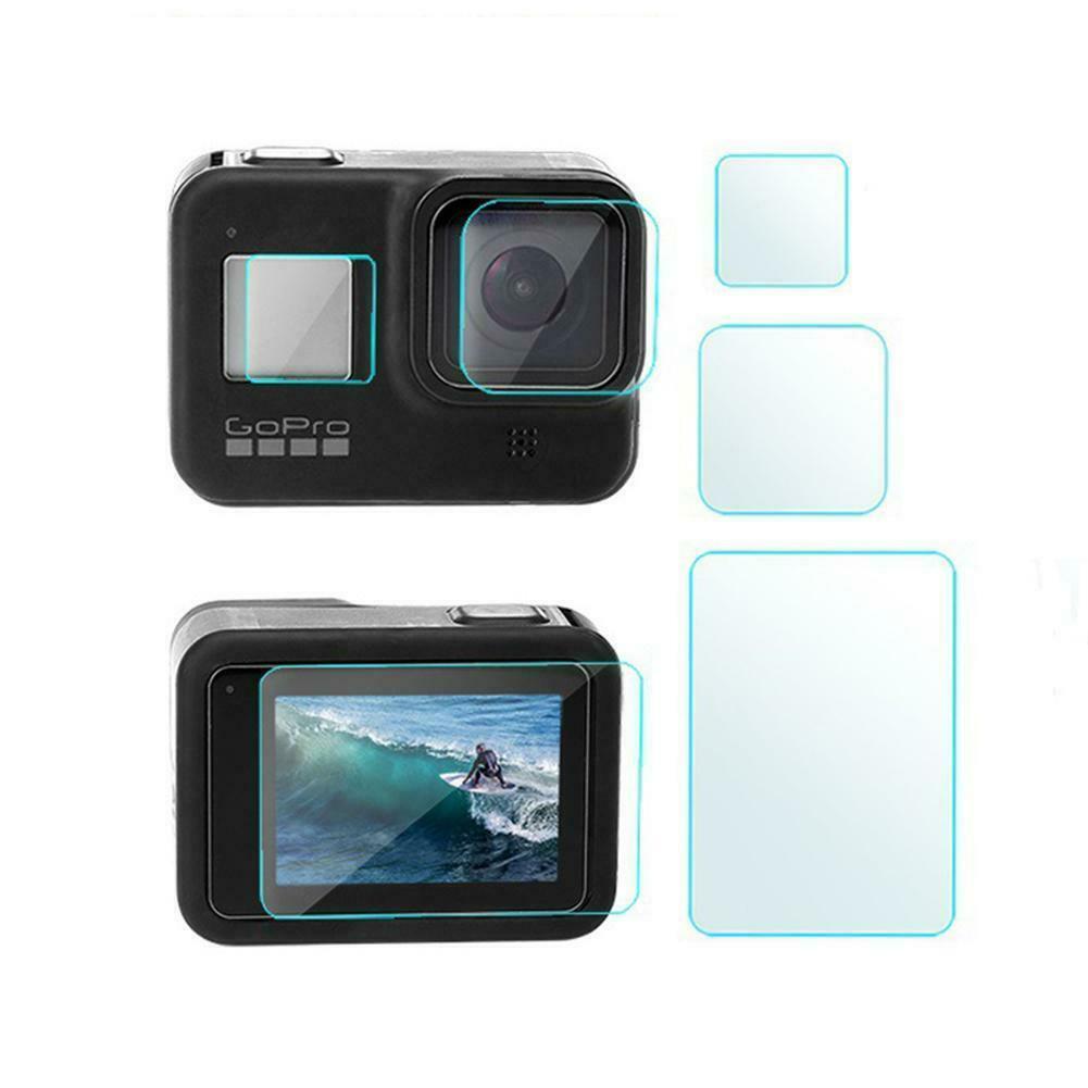 eses Ochranné sklo pro GoPro Hero 8 (sada)