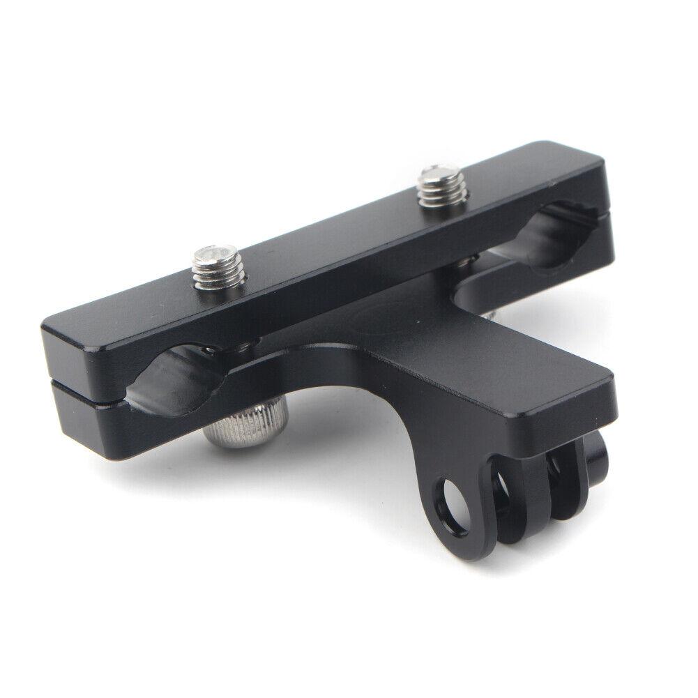 Držák kamery pod sedlo kola - červený